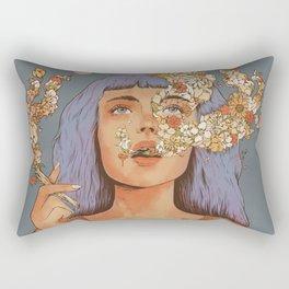 High On Life Rectangular Pillow