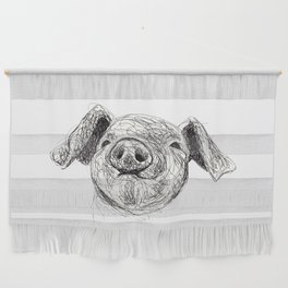 Baby Animals - Pig Wall Hanging
