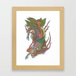 The Kirin Framed Art Print