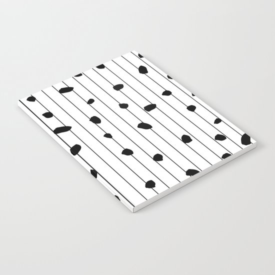 Dots and lines Notebook