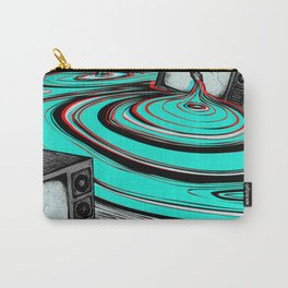 Lake of Static Carry-All Pouch