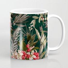 Midnight Garden XI Coffee Mug