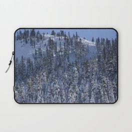 Snowy Mountain Laptop Sleeve