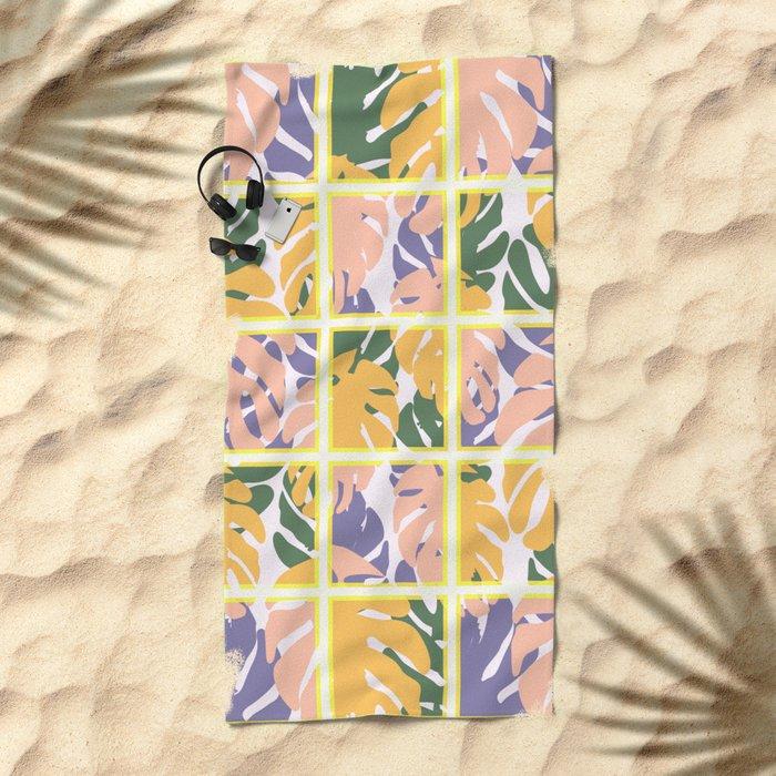 Exotism Beach Towel