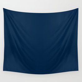 Los Angeles Football Team Navy Blue Solid Mix and Match Colors Wall Tapestry
