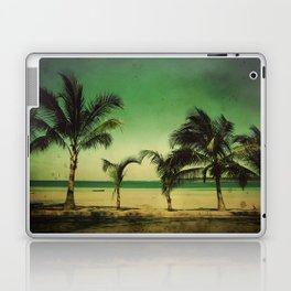 Emerald Beach Laptop & iPad Skin