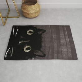 The Black Cat Bijou Rug