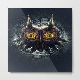 Zelda Majora's Metal Print