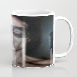 MASKED MAN Coffee Mug