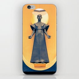 Our Lady of the Angels iPhone Skin