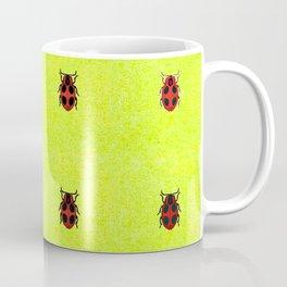 Ladybird March Coffee Mug