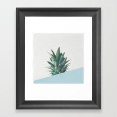 Pineapple Dip II Framed Art Print