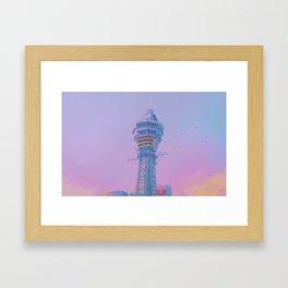 S A I L O R W A V E Framed Art Print