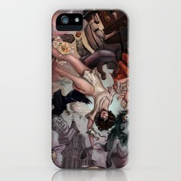 Theater of Lucid Dreaming iPhone Case