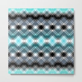 chequered dreams Metal Print