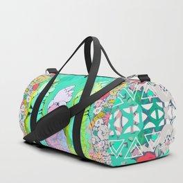 Springtime Galahs Duffle Bag