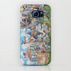 Ghibli Compilation Galaxy S7 Slim Case