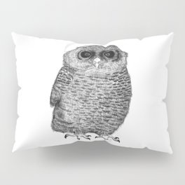 Owl Nr.3 Pillow Sham