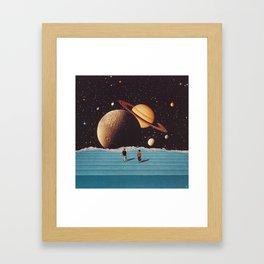 eote Framed Art Print