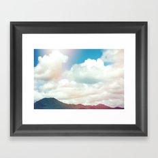 Sunny Side II Framed Art Print