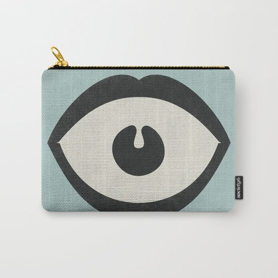 Eye Scream Carry-All Pouch