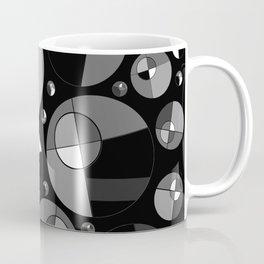 Bubble Grey 11 Coffee Mug