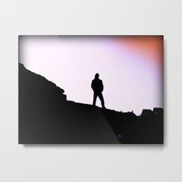 - The Overlook -  Metal Print