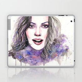 Lost in the Immensity of Cosmos Laptop & iPad Skin