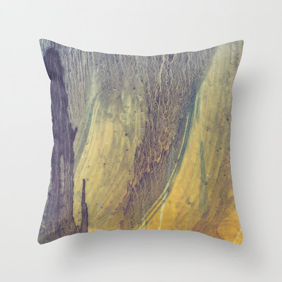 Abstractions Series 004 Throw Pillow
