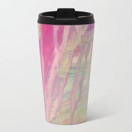 Pink I Travel Mug