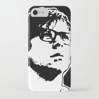 rocky horror picture show iPhone & iPod Cases featuring Brad Majors (Rocky Horror Picture Show) by Blake Lee Ferguson