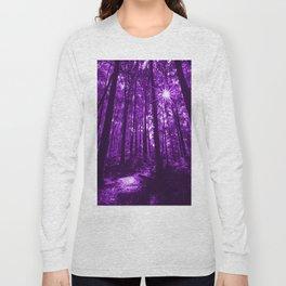 Shenandoah Violet Long Sleeve T-shirt