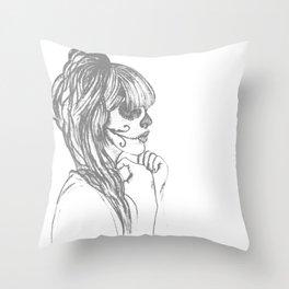 Prima Throw Pillow