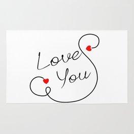Love You Rug