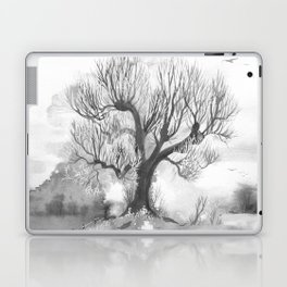 Winter Linden Laptop & iPad Skin