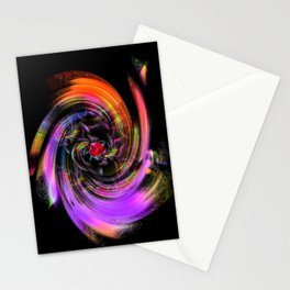 Flowers magic roses 7 Stationery Cards