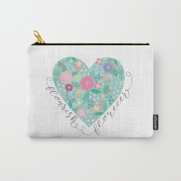 Flourish - Florecer Carry-All Pouch
