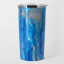 Frosted Forest Travel Mug