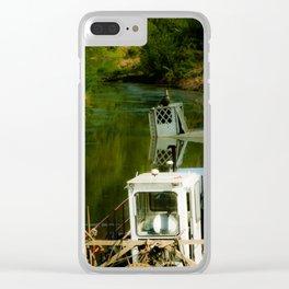 Big Bottom Clear iPhone Case