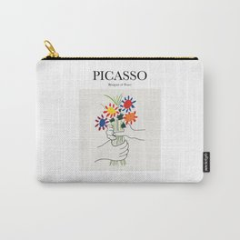 Picasso - Bouquet of Peace Carry-All Pouch