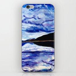 Road Trip Blues iPhone Skin