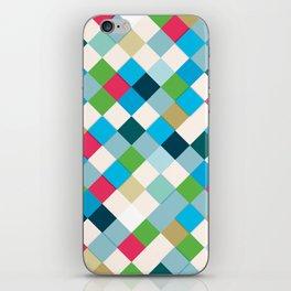 Colorful Mosaic iPhone Skin