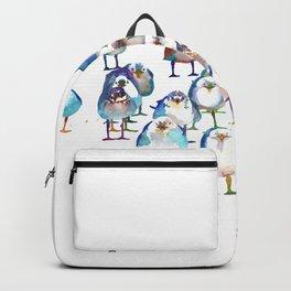 Winter Birds Backpack