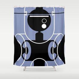 DBM ROBOT H1 Shower Curtain