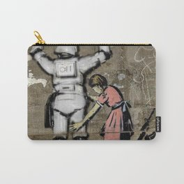Girl and clone Carry-All Pouch