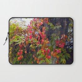 Bright Leaves Laptop Sleeve