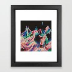dštsżnê Framed Art Print