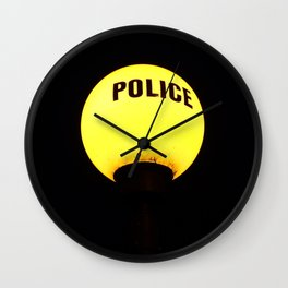police state? Wall Clock