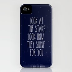 Look How They Shine For You Slim Case iPhone (4, 4s)