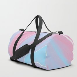 Bubblegum Marble 1 Duffle Bag